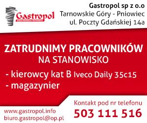 Praca: Gastropol