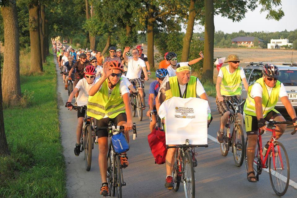 rowerowa masa krytyczna